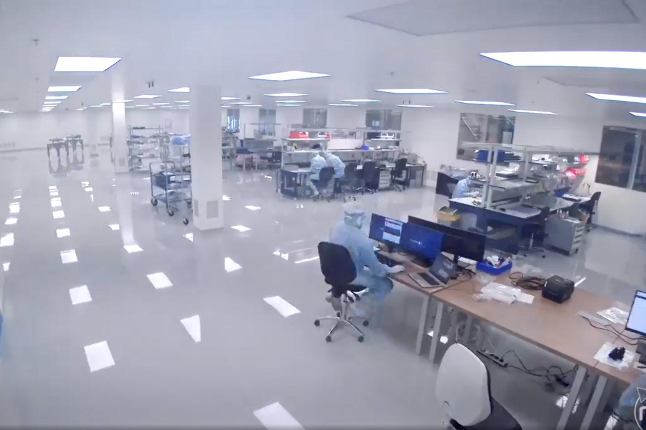 De hoogwaardige cleanroom van NTS-Group is met succes opgeleverd